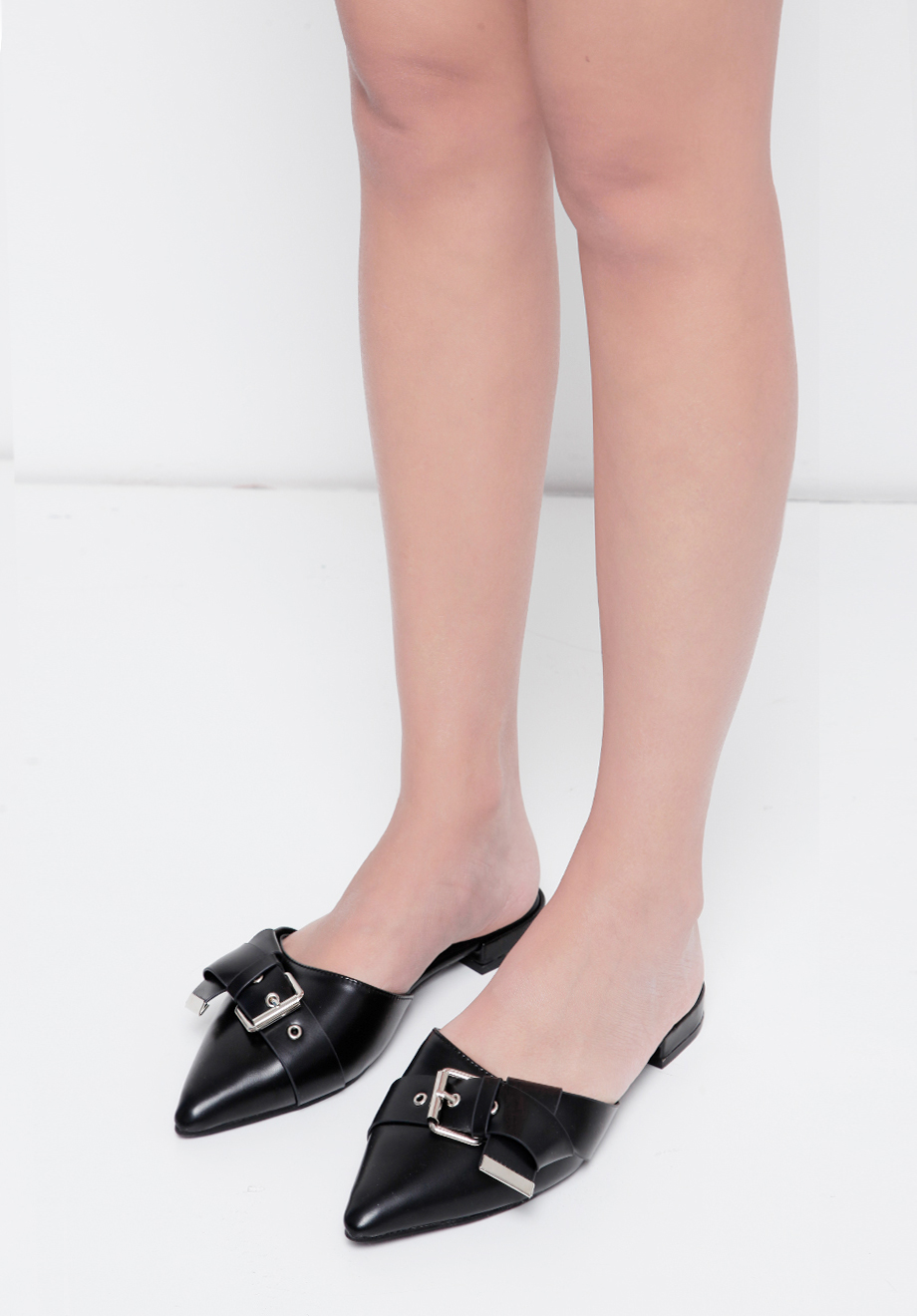 Chocochips Boutique Zelma Dress White Aby Shoes Black